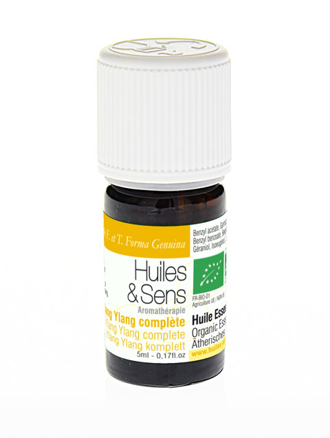 huile essentielle ylang ylang complète (bio)