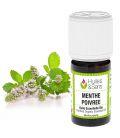 huile essentielle menthe poivrée (bio)