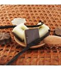 Barre de massage Monoï-coco et chocolat-vanille