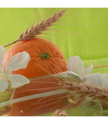 Lotion fraîcheur désaltérante thé vert et fleurs d'oranger