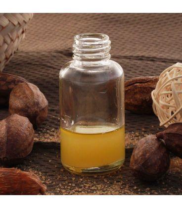 huile densifiante et éclat avant-shampoing